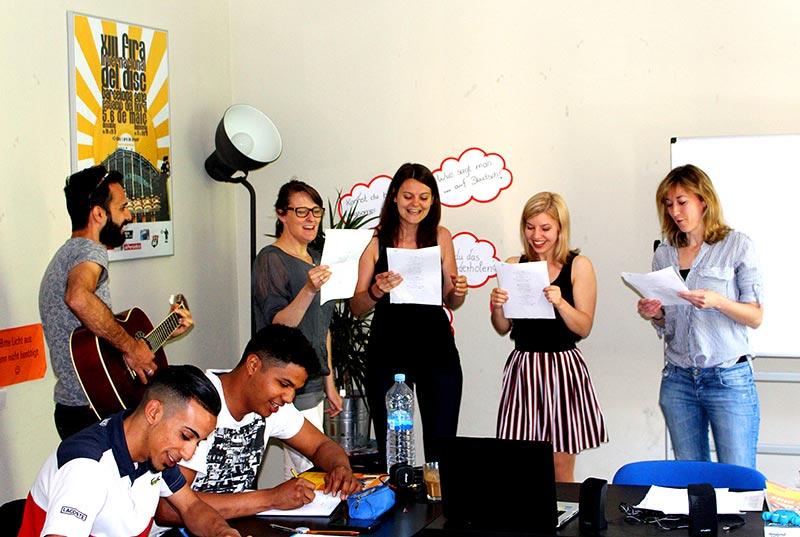 Aprender alemán en Barcelona - Escuela de alemán
