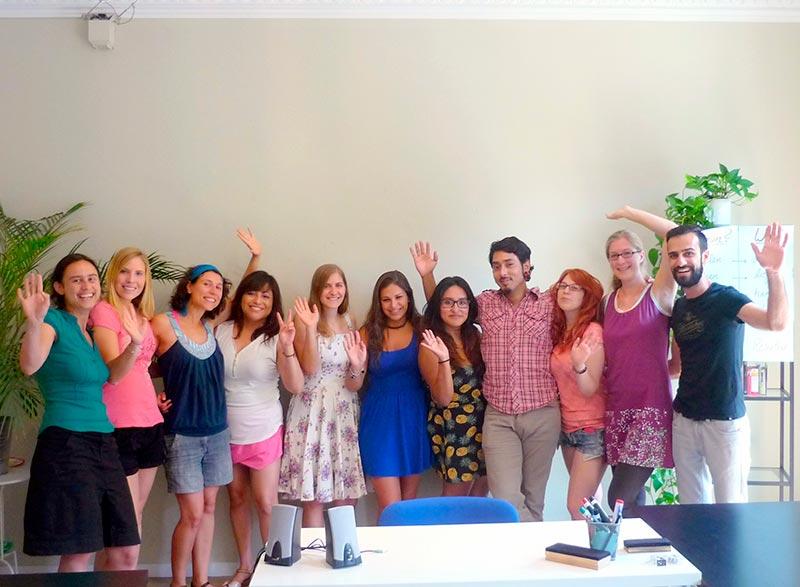 巴塞罗那西班牙语课程:良好与有效的学习西班牙语!