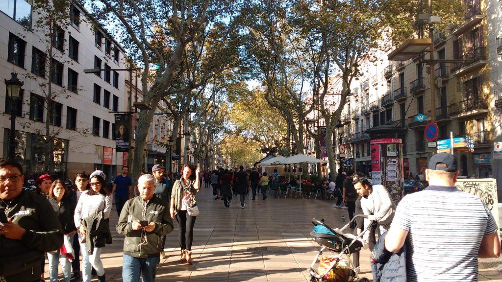 Fremde Bumsen In Barcelona