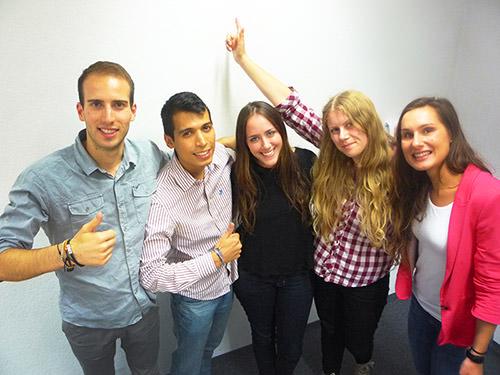 Deutschkurse für Pflegekräfte in Barcelona