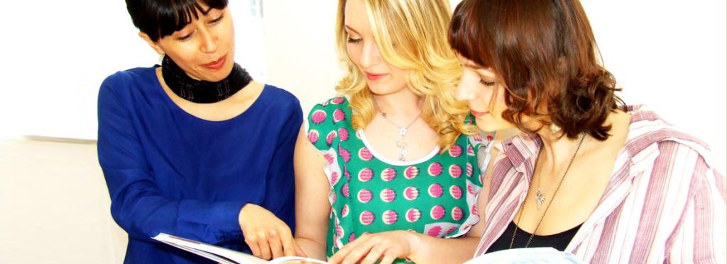 Aprender idiomas en Barcelona - alemán, inglés, ruso, japonés